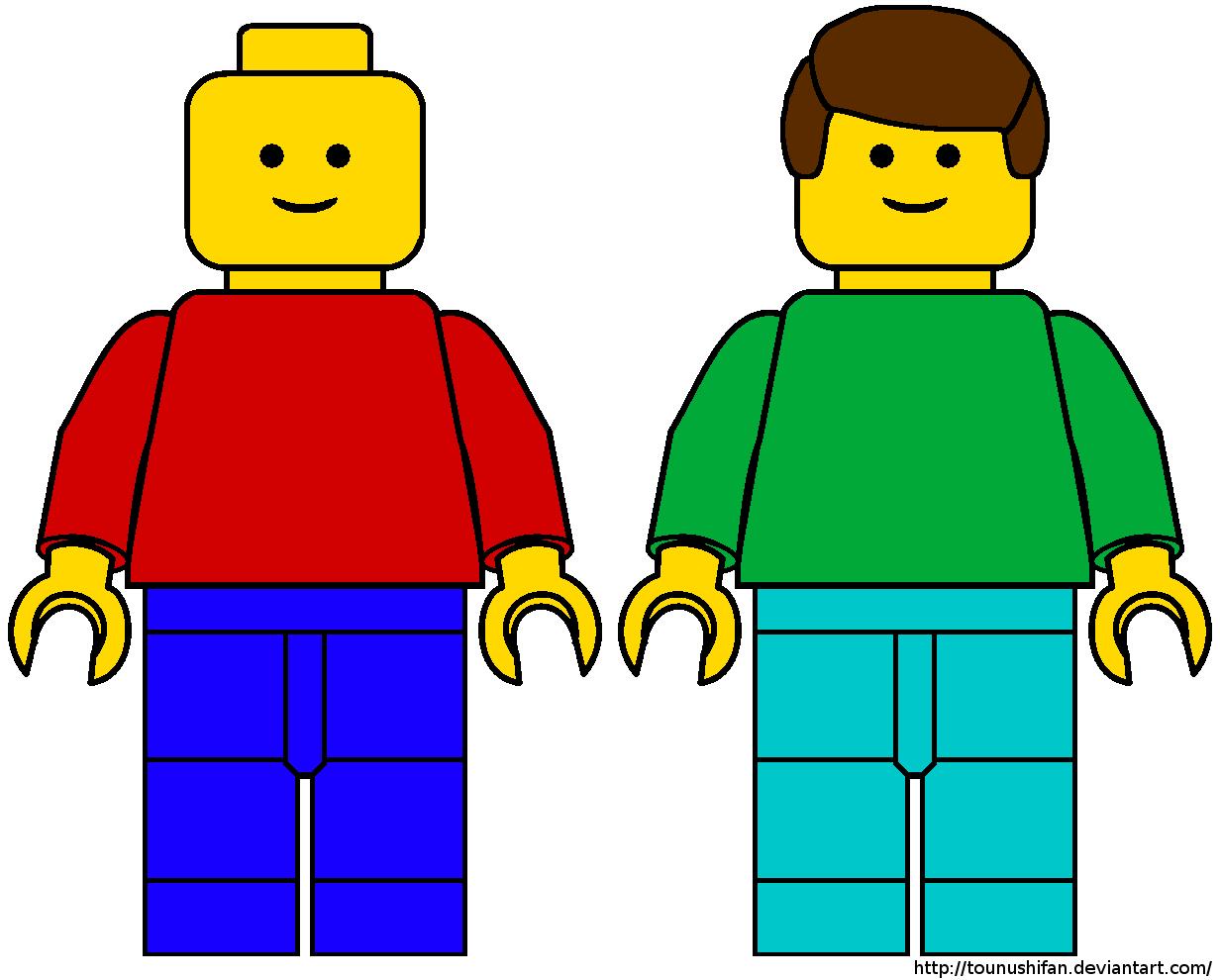 10877 Lego free clipart.