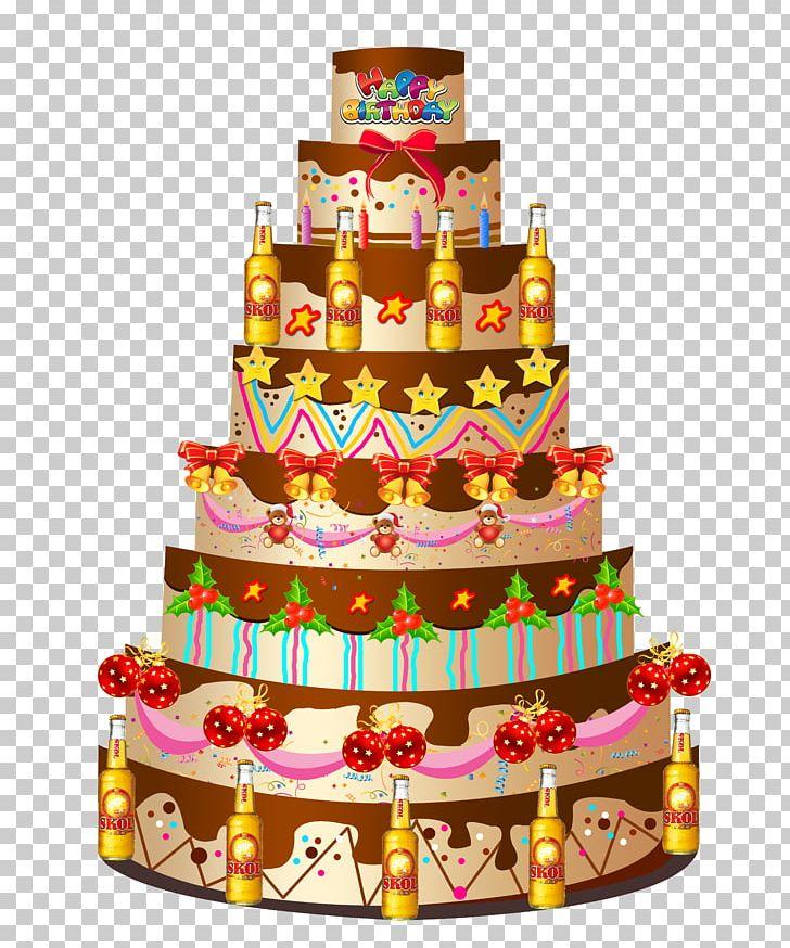 Layer Cake Birthday Cake Cheesecake Torte Bxe1nh PNG.