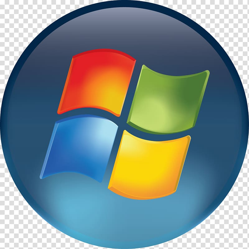 Windows Microsoft logo, Windows 7 Windows Vista Logo.