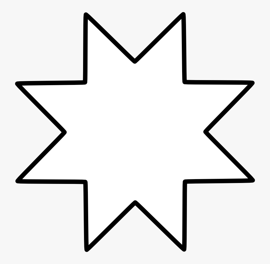 6 Point Star Png , Free Transparent Clipart.