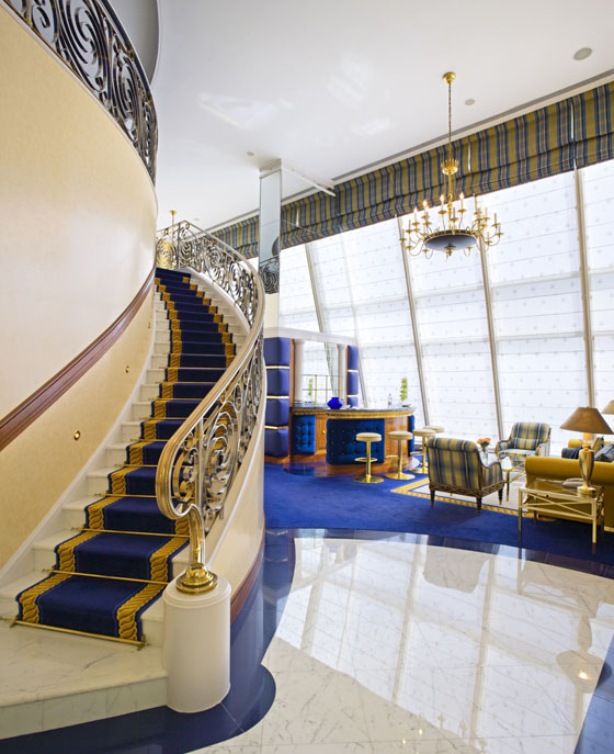Burj Al Arab Jumeirah, Dubai: Inside The 7 Star Luxury Hotel.