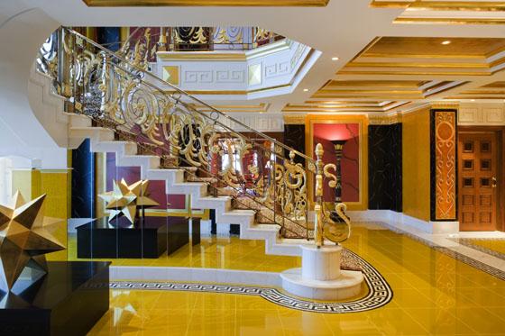 Burj Al Arab Jumeirah, Dubai: Inside The 7 Star Luxury Hotel.