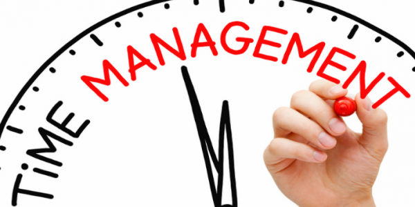 Top 7 tips to improve the time management skills.