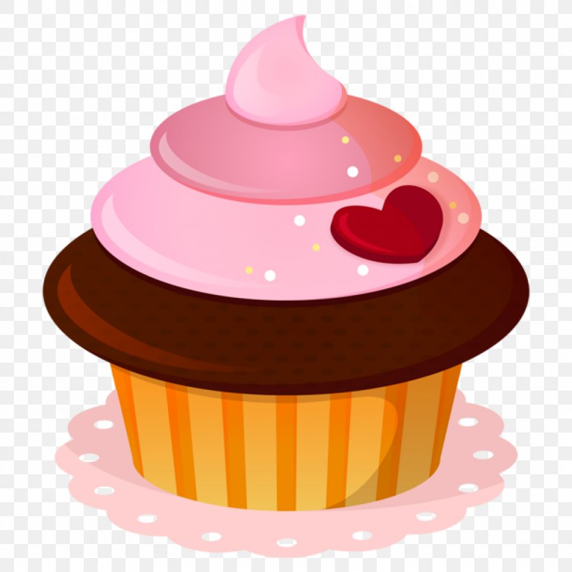 Birthday Cupcakes Frosting & Icing Muffin Clip Art, PNG.