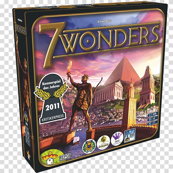 Repos Production 7 Wonders PNG clipart images free download.