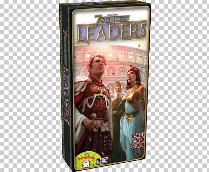 Repos Production 7 Wonders: Leaders Expansion 7 Wonders.