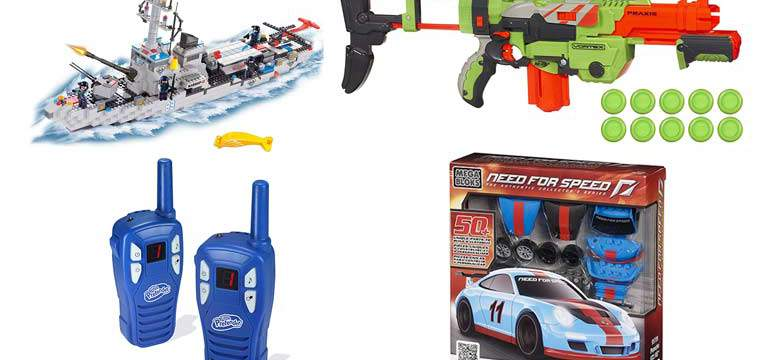 Top 50 Best Toys for 7.