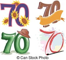 Number 70 Illustrations and Clipart. 1,096 Number 70 royalty free.