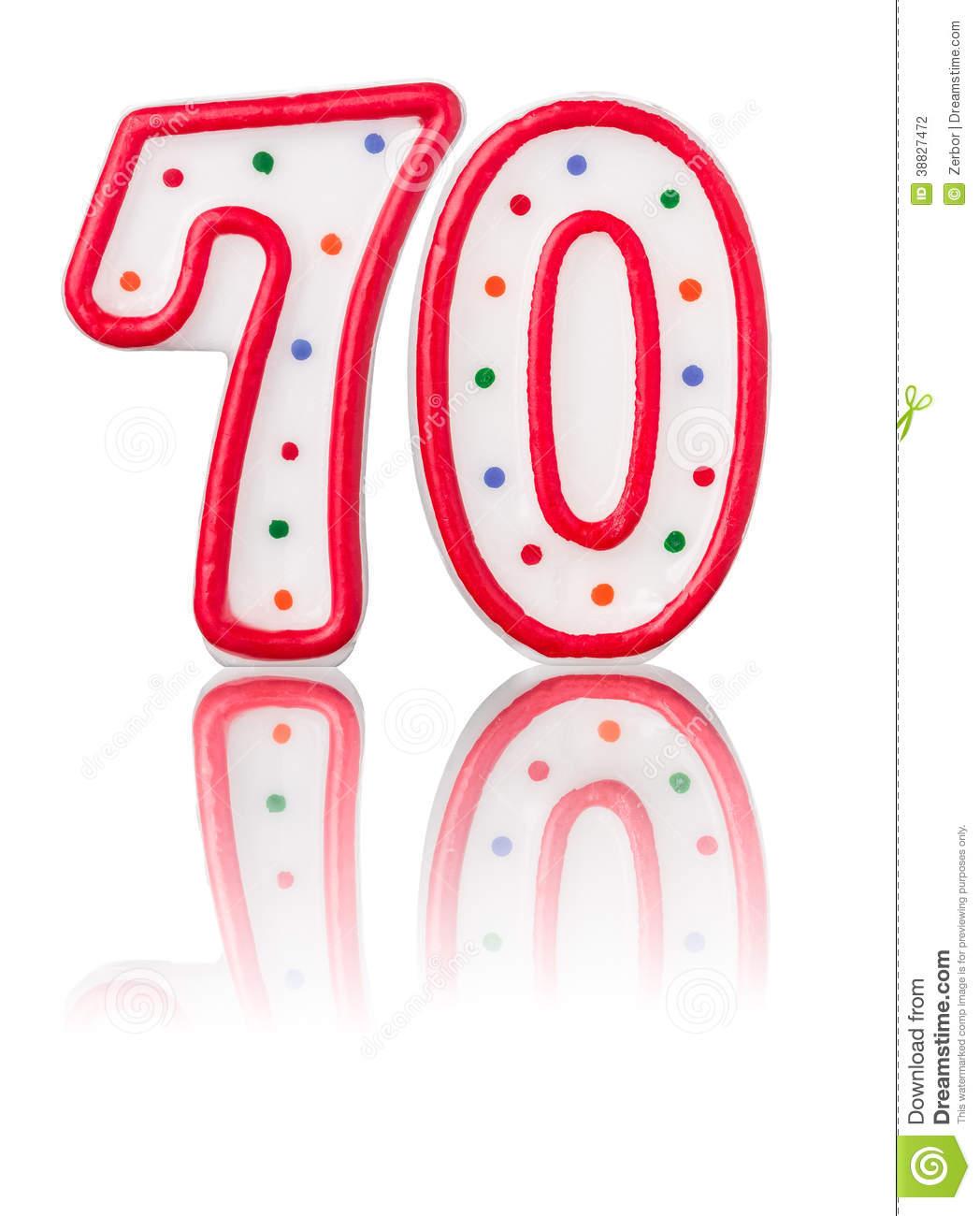Number 70 Clipart #VeJ4fK.