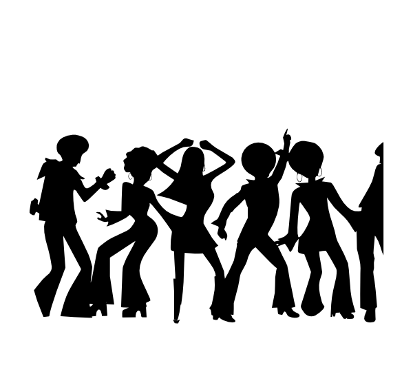 Disco clipart 70\'s, Disco 70\'s Transparent FREE for download.