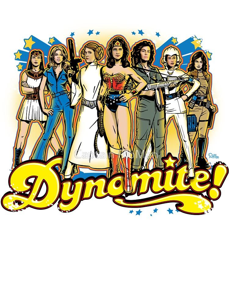 SuperWomen of the 70s.