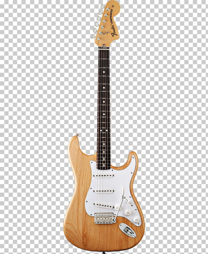 Fender Classic Series 70s Stratocaster Electric Guitar.