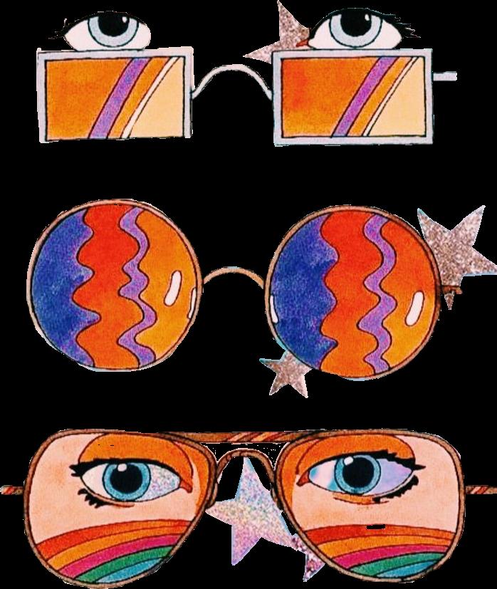 groovy cool vsco retro 70s sunglasses vibes groove pint.