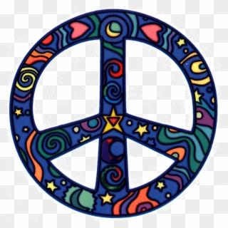 Peace Symbol Clipart 70\'s.