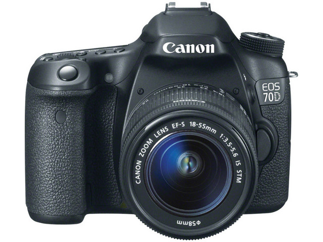 Mostly used Canon EOS 70D + Canon EF 70.