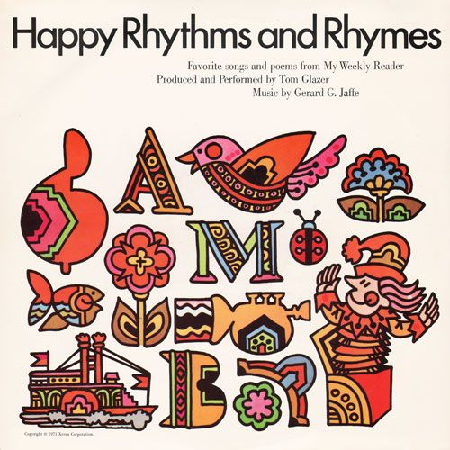 Groove is in the Art: Happy Rhythms and Rhymes (1971).