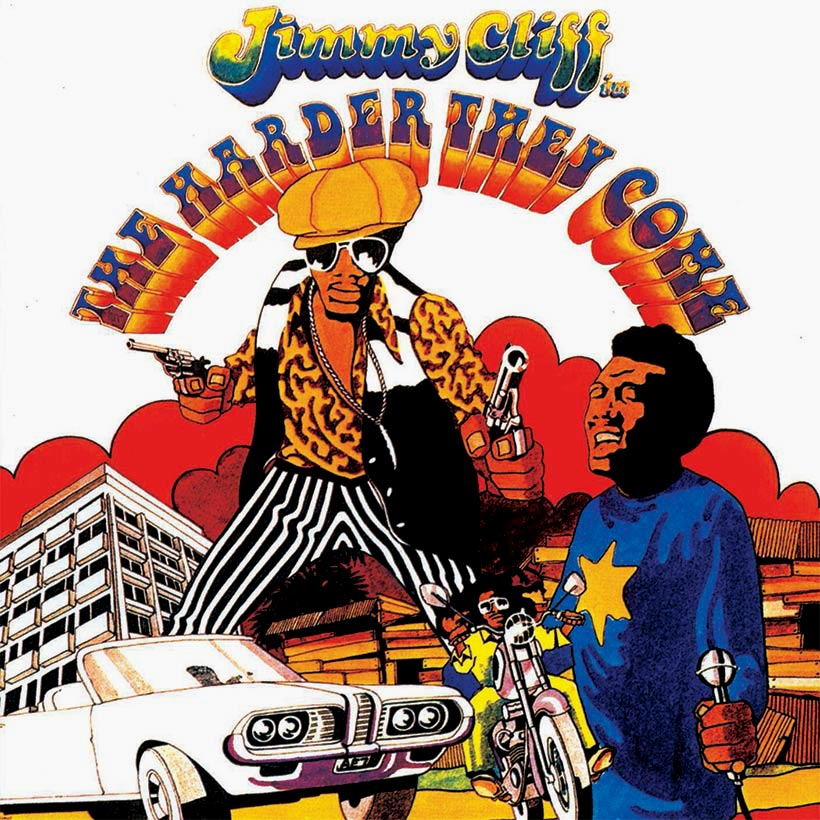 The Harder They Come: The Iconic Reggae Soundtrack Packs A Punch.
