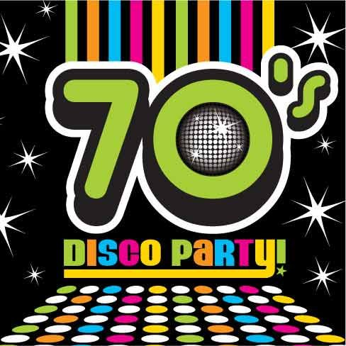 70\'s Disco Party.