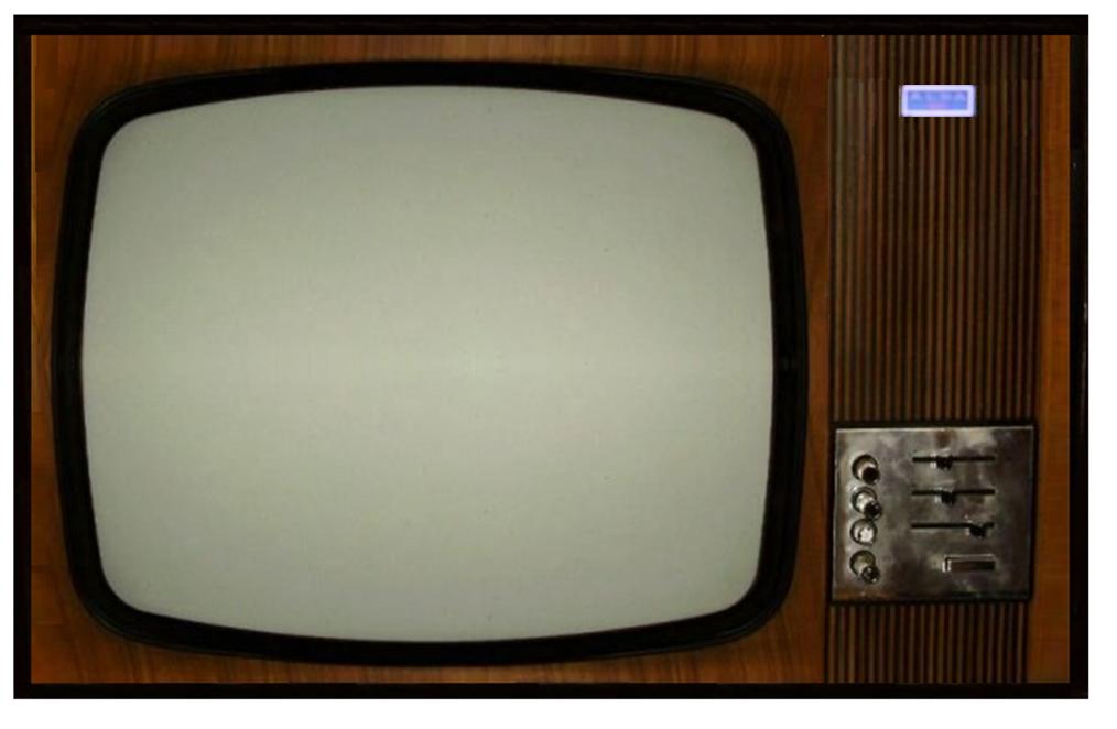ALBA TC2319 (Thorn 8500) tv set 70s in 2019.