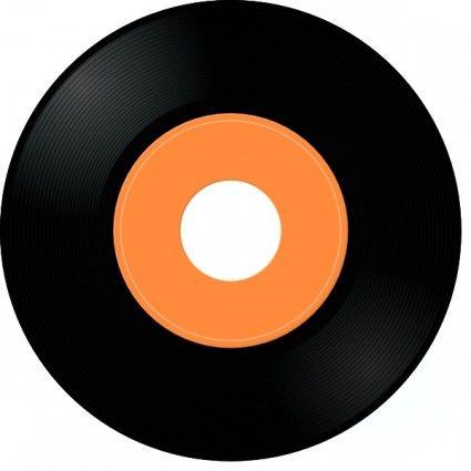 Record Album clip art.