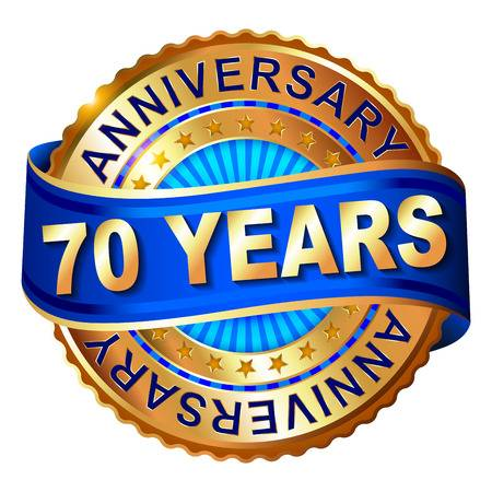 70th Anniversary Stock Illustrations, Cliparts And Royalty Free 70th.