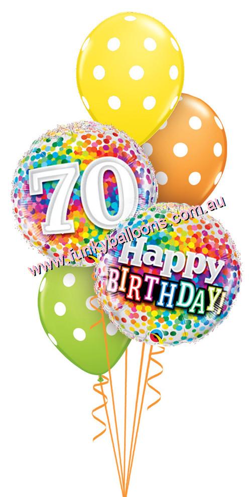 70 Birthday.