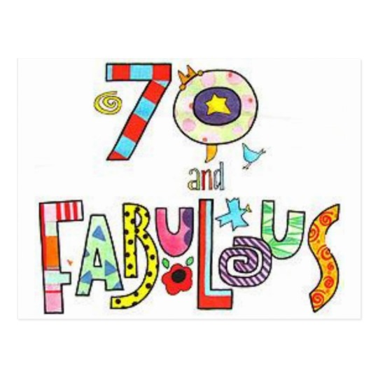 70th birthday clipart 6 » Clipart Station.
