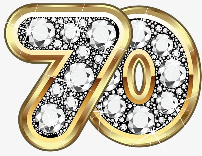 Golden Earth 70th Anniversary PNG, Clipart, 70th, 70th Anniversary.