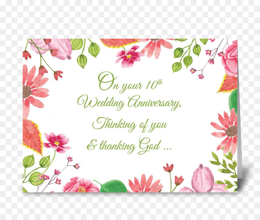 Wedding Card Flower.