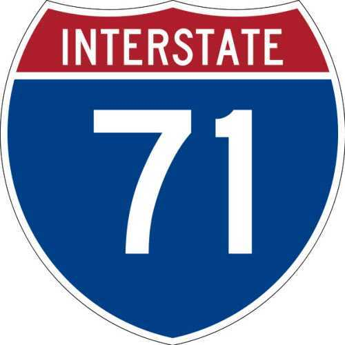Interstate 71 drivers will have three lanes to Columbus by 2015.