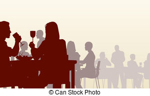 Dining table Vector Clip Art Illustrations. 7,100 Dining table.