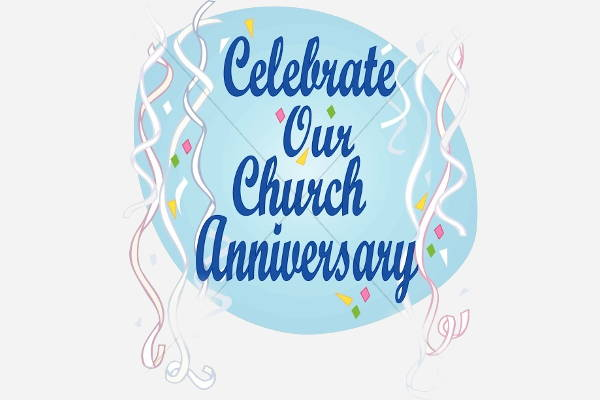 72 year church anniversary clipart clipart images gallery.