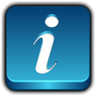Button Info Icon.