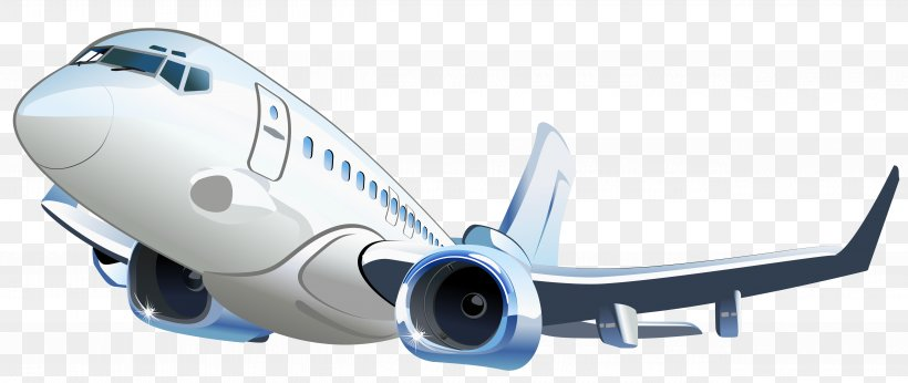 Airplane Clip Art, PNG, 5088x2150px, Airplane, Aerospace.