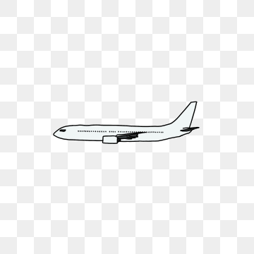 Boeing 737 Png, Vector, PSD, and Clipart With Transparent Background.