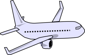 747 Clip Art at Clker.com.