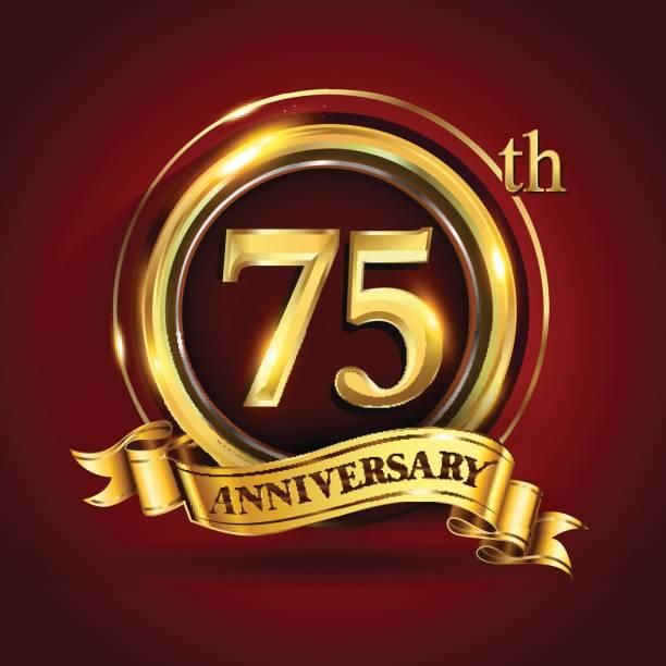 Best 75th Anniversary Illustrations, Royalty.