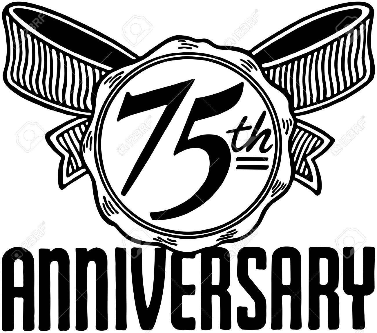 75th Anniversary.