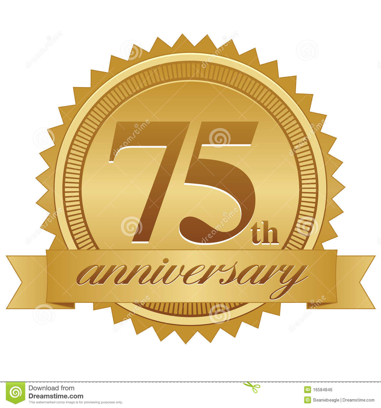 Anniversary seal clipart 3 » Clipart Station.