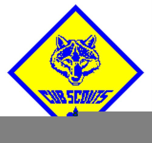 Cub Scout Th Anniversary Clipart.