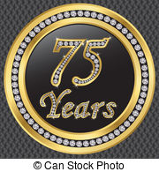 75th birthday party Clipart and Stock Illustrations. 156 75th.