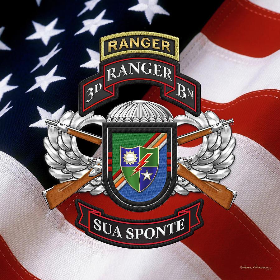 3rd Ranger Battalion.