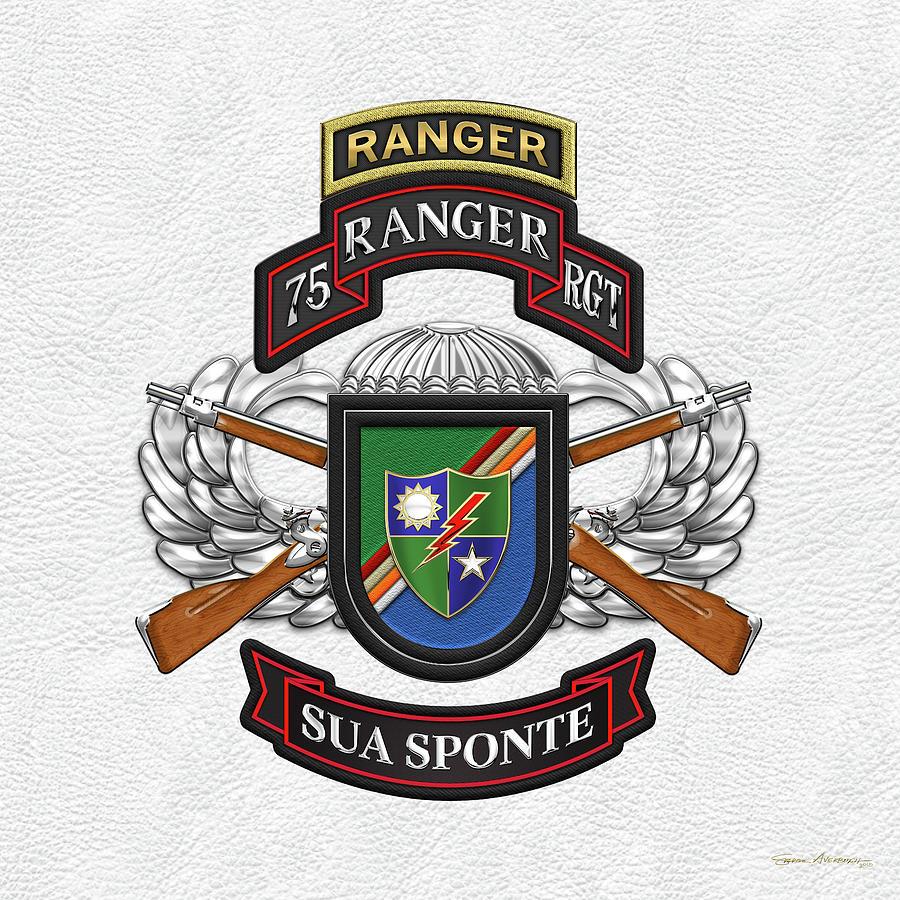 75th Ranger Regiment.