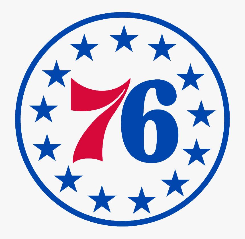 Transparent Philadelphia 76ers Logo Png.
