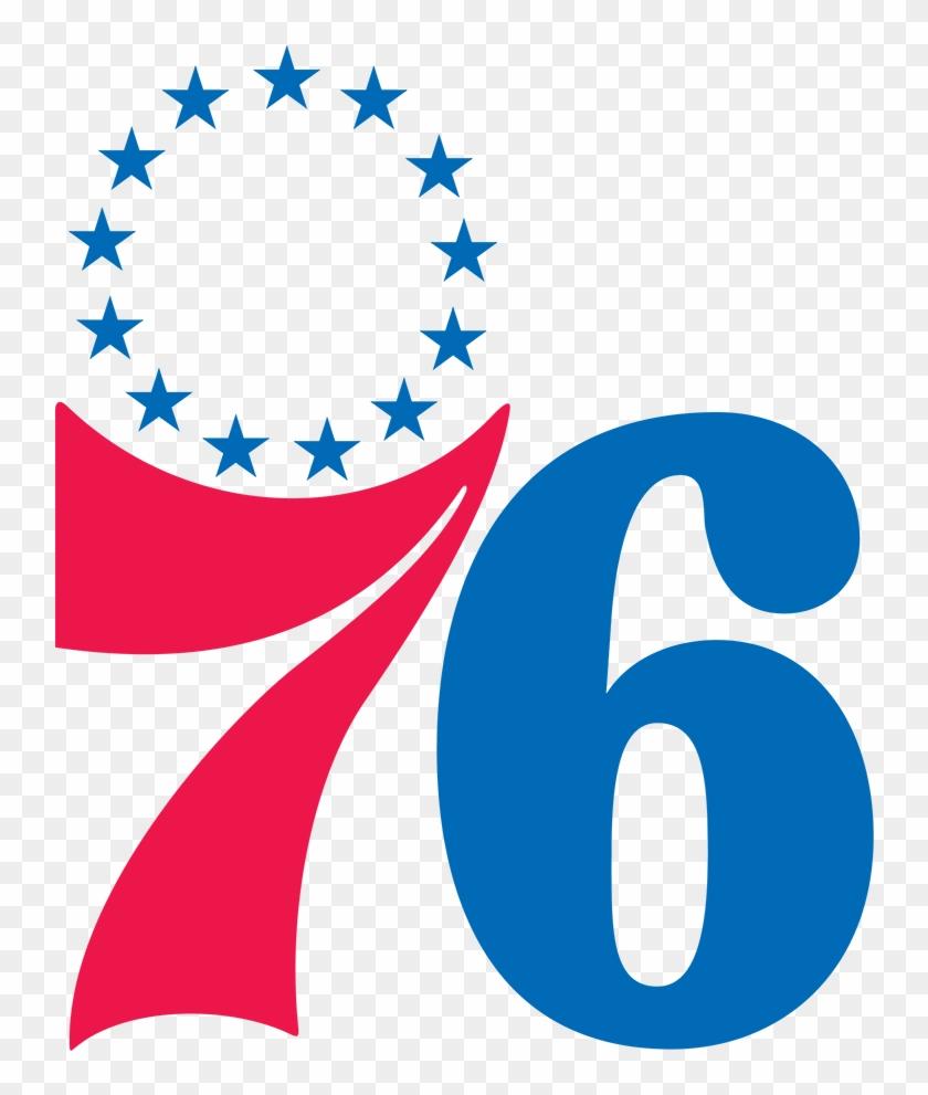 Philadelphia 76ers Logo Transparent.