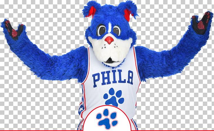 Philadelphia 76ers Mascot NBA Kentucky Wildcats Franklin the.