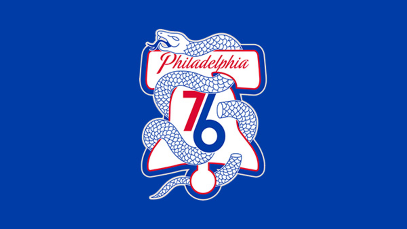 PHILAUnite: 76ers unveil playoff logo seen throughout.