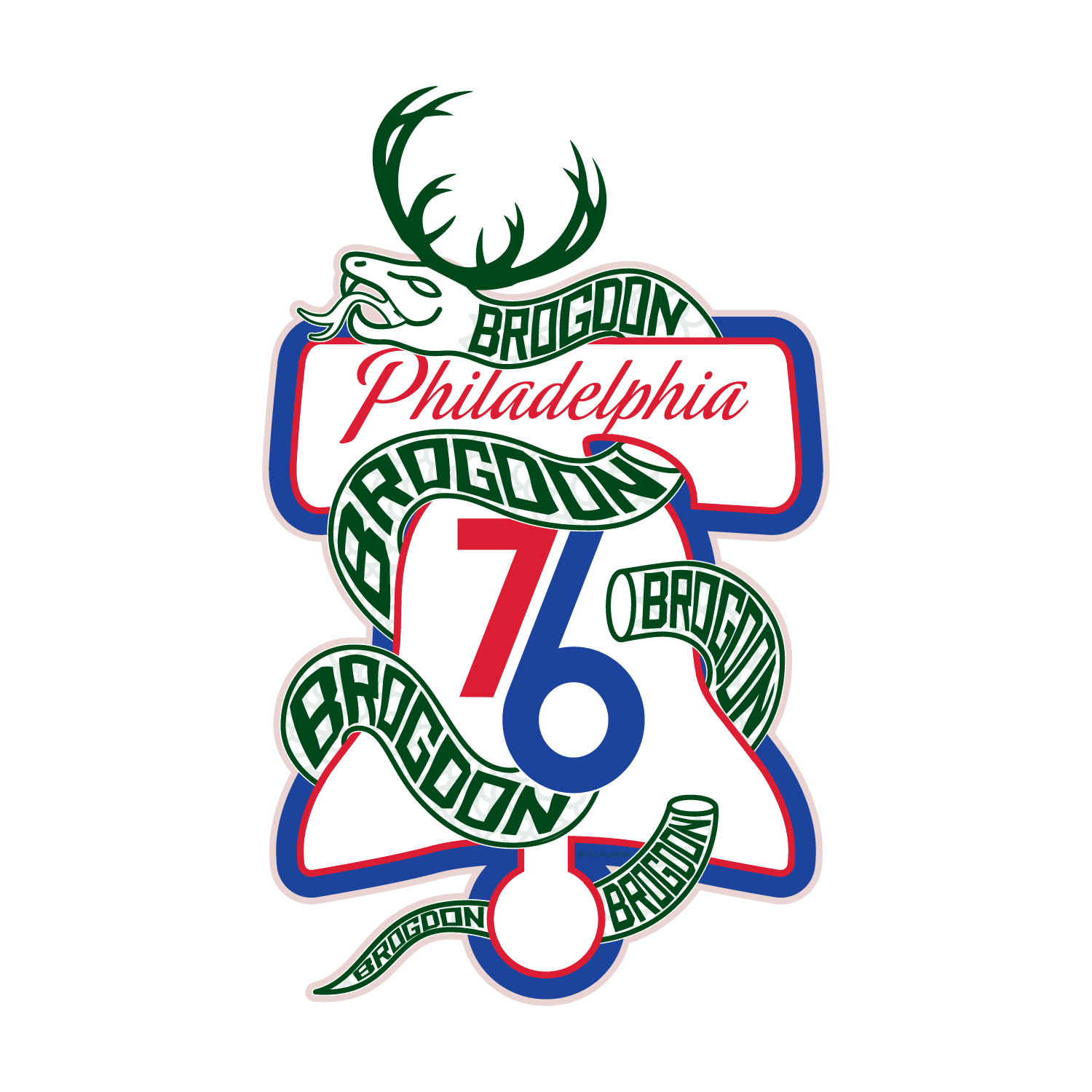 Philly unveiled their new Playoff Logo : MkeBucks.