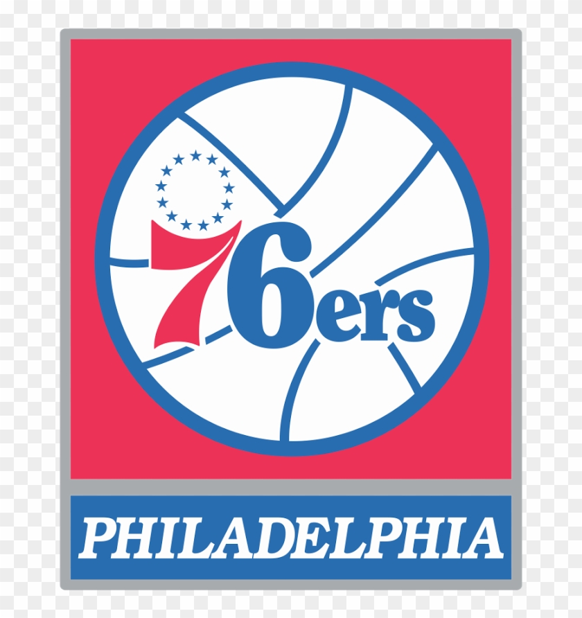 Philadelphia 76ers Vector Logo.
