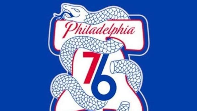 76ers Snake Logo: What\'s the Meaning of Philadelphia\'s.